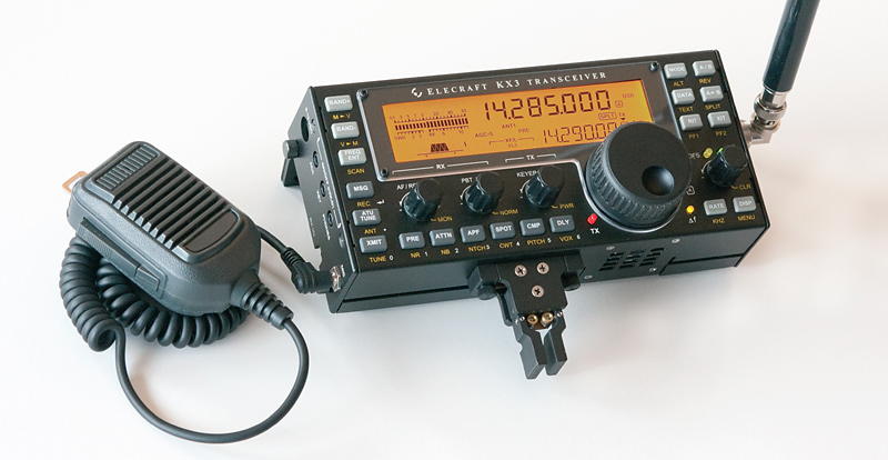 Elecraft KX3 Transceiver 160m-6m 10W KIT