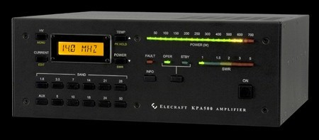 Elecraft KPA500 Linear Amplifier Bausatz